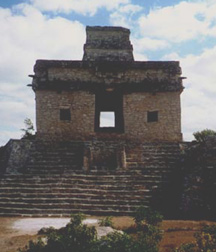 Temple of the 7 dolls