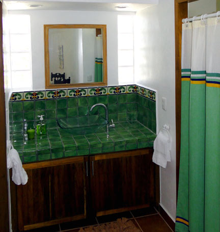 Jade Suite Bathroom