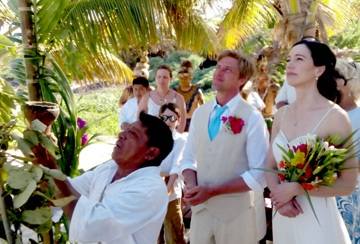 Mayan Wedding Ceremony