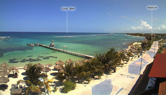 Mahahual WebCam